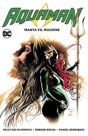 Aquaman Vol. 3: Manta vs. Machine TP