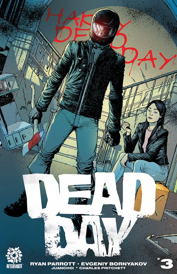 Dead Day #3 review