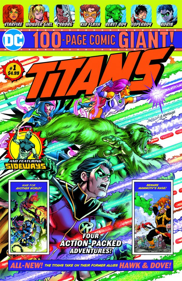 Titans 100 Page Giant #1