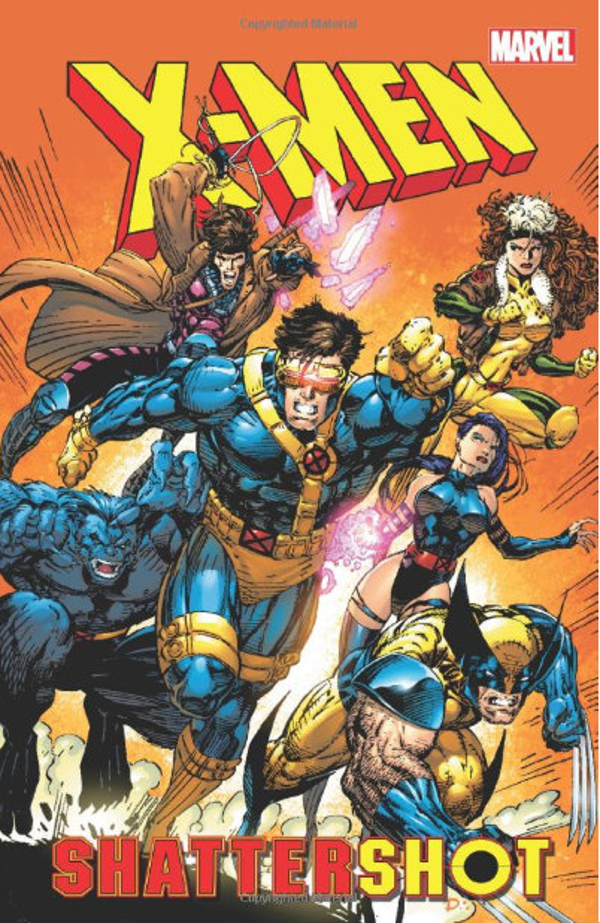 X-Men: Shattershot HC