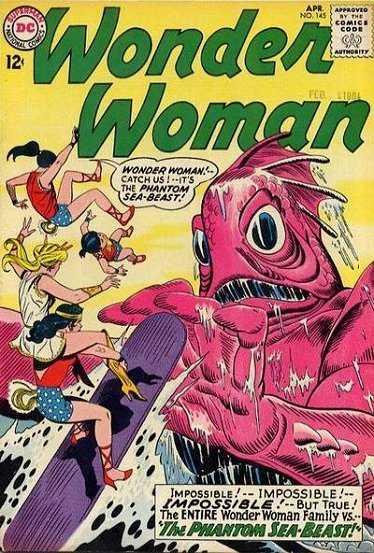 Wonder Woman #145