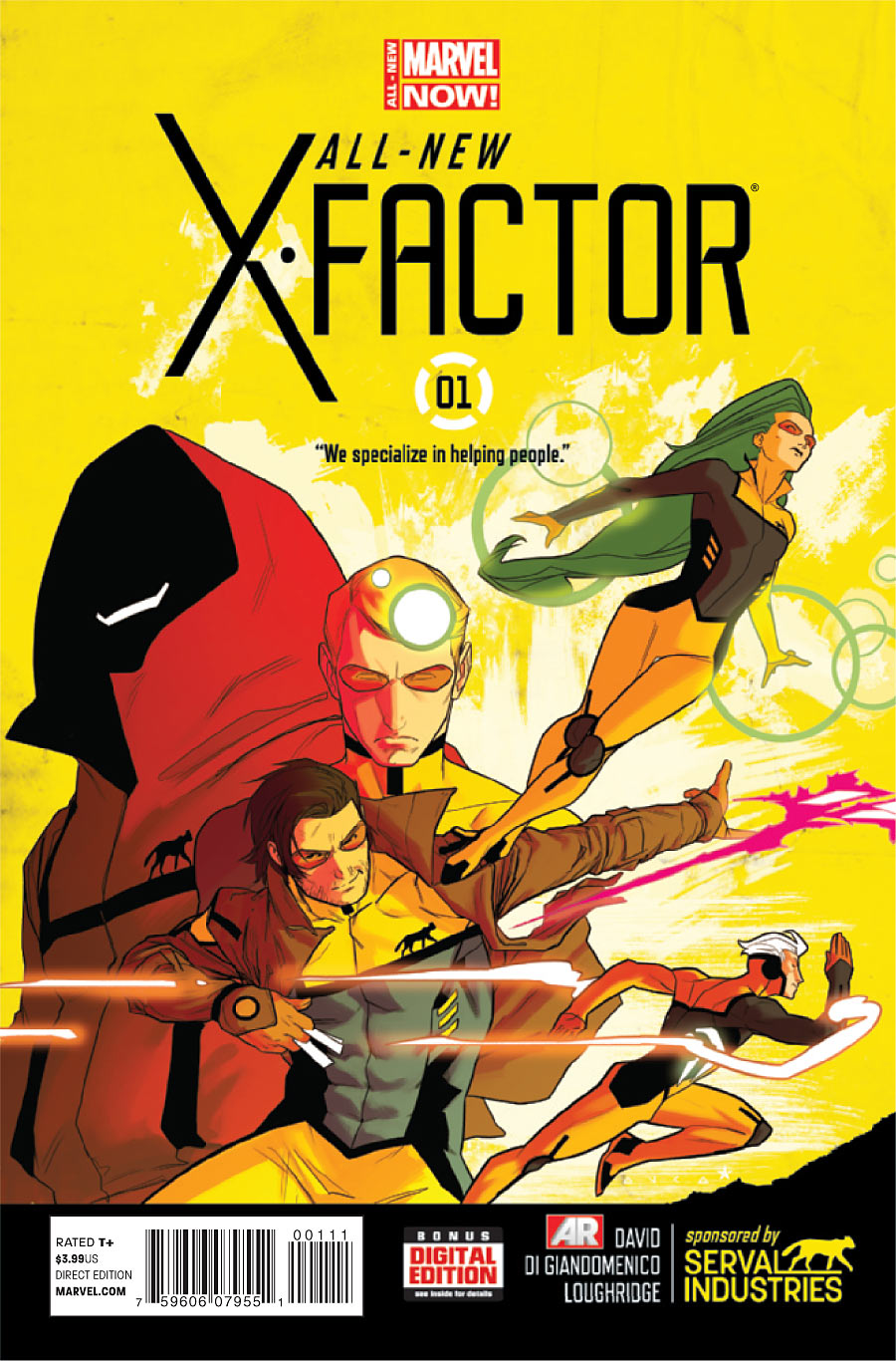 All-New X-Factor #1