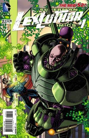 Action Comics #23.3 Lex Luthor