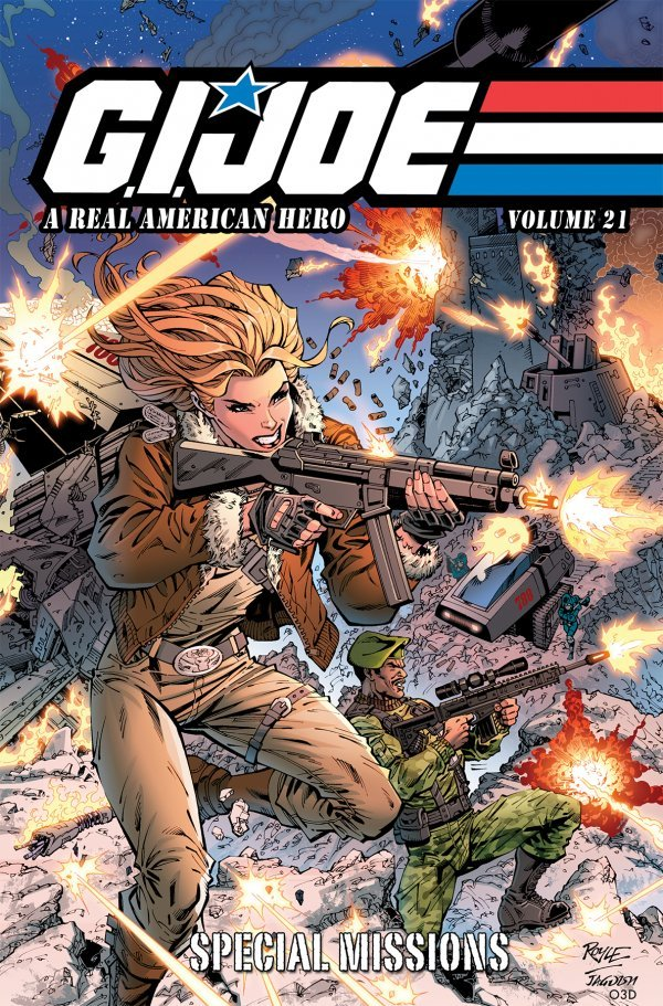 G.I. Joe: A Real American Hero Vol. 21 TP
