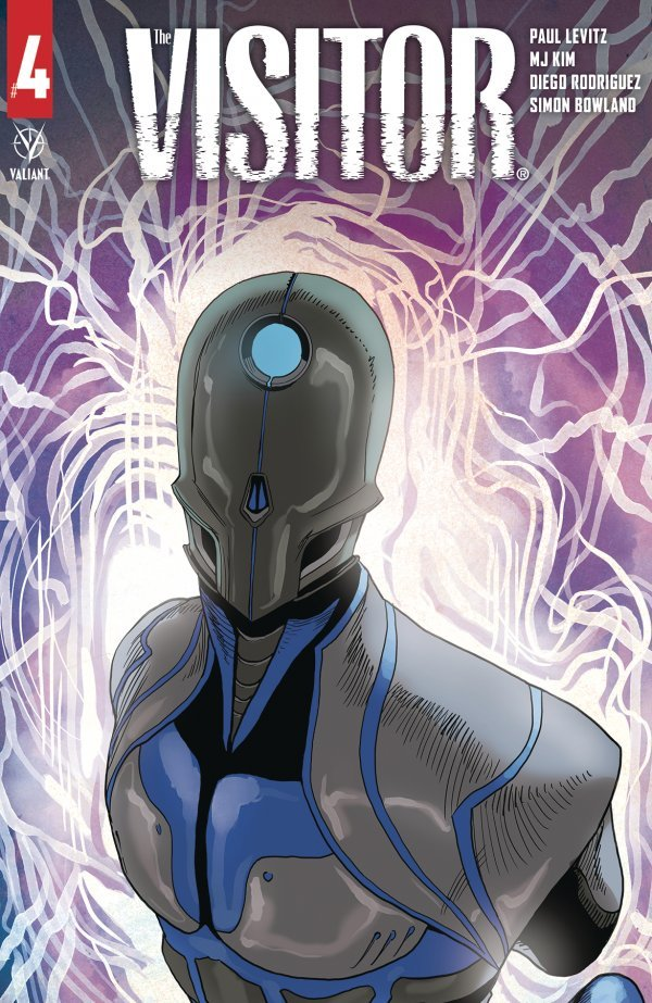 The Visitor #4 review