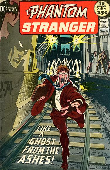 The Phantom Stranger #17