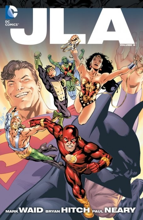 JLA: The Deluxe Edition Vol. 5 TP
