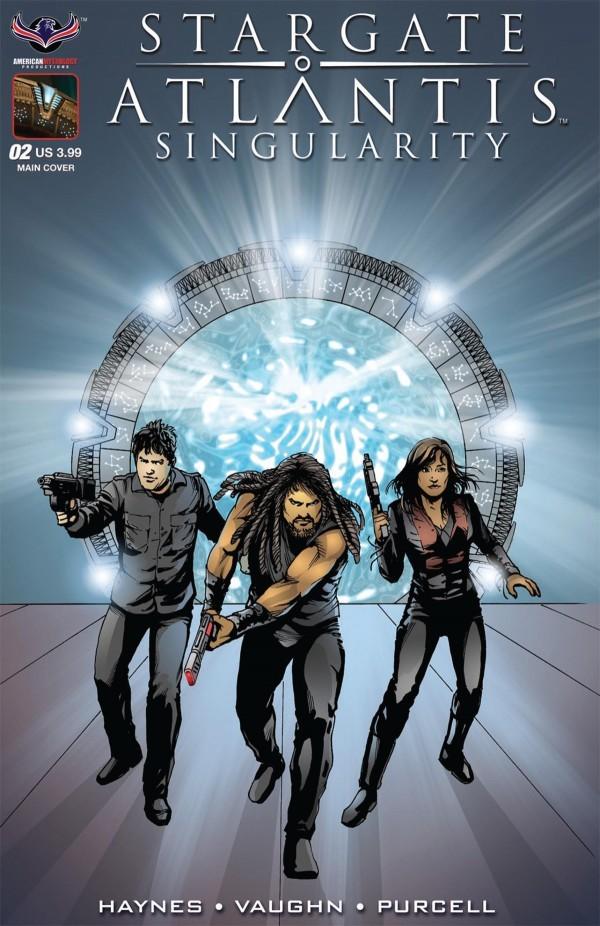 Stargate Atlantis: Singularity #2