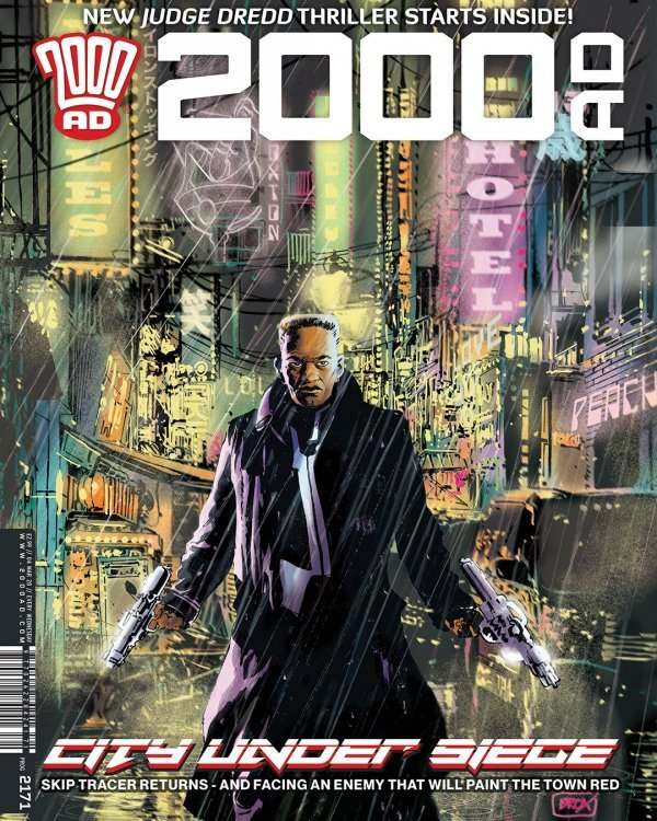 2000 AD #2171 review