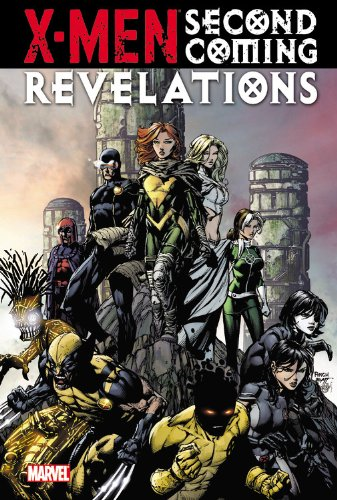 X-Men: Second Coming Revelations HC