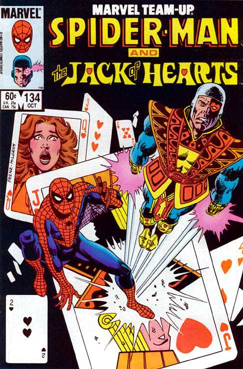 Marvel Team-Up #134