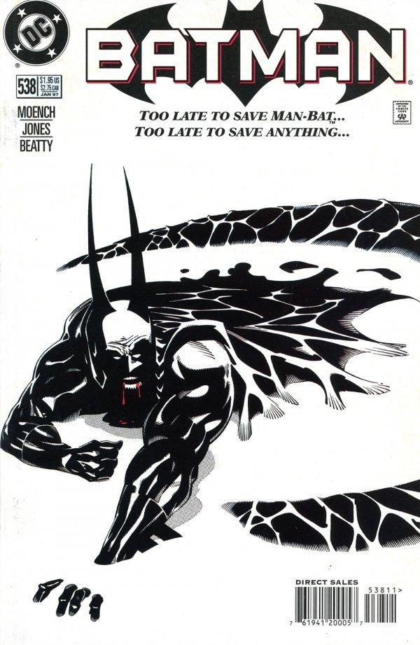 Batman #538