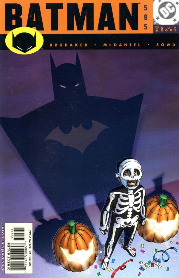 Batman #595