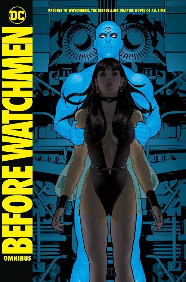 Before Watchmen Omnibus HC