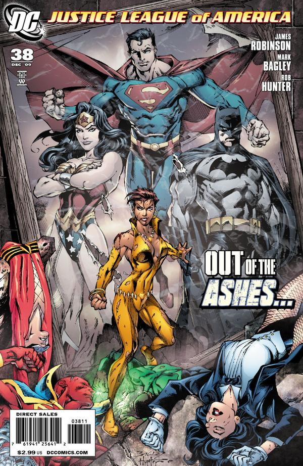 Justice League of America #38