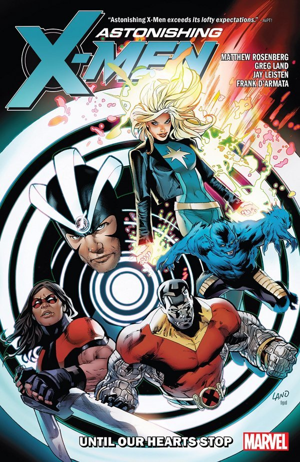 Astonishing X-Men: Until Our Hearts Stop TP