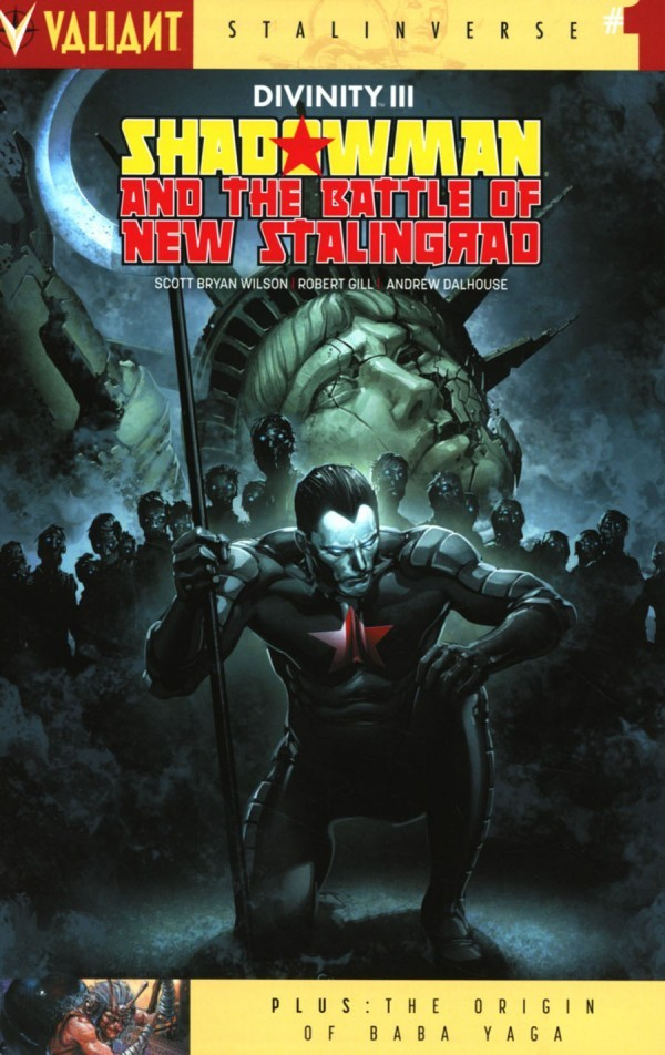 Divinity III: Shadowman And The Battle Of New Stalingrad #1