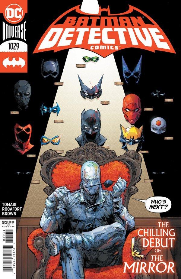 Detective Comics #1029