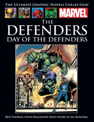 The Ultimate Graphic Novels Collection The Defenders: Day of the Defenders