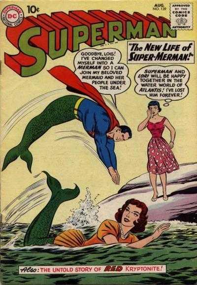 Superman #139