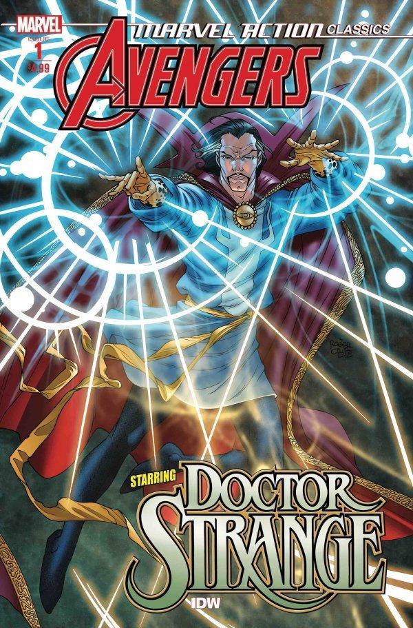 Marvel Action Classics: Avengers - Dr Strange #1