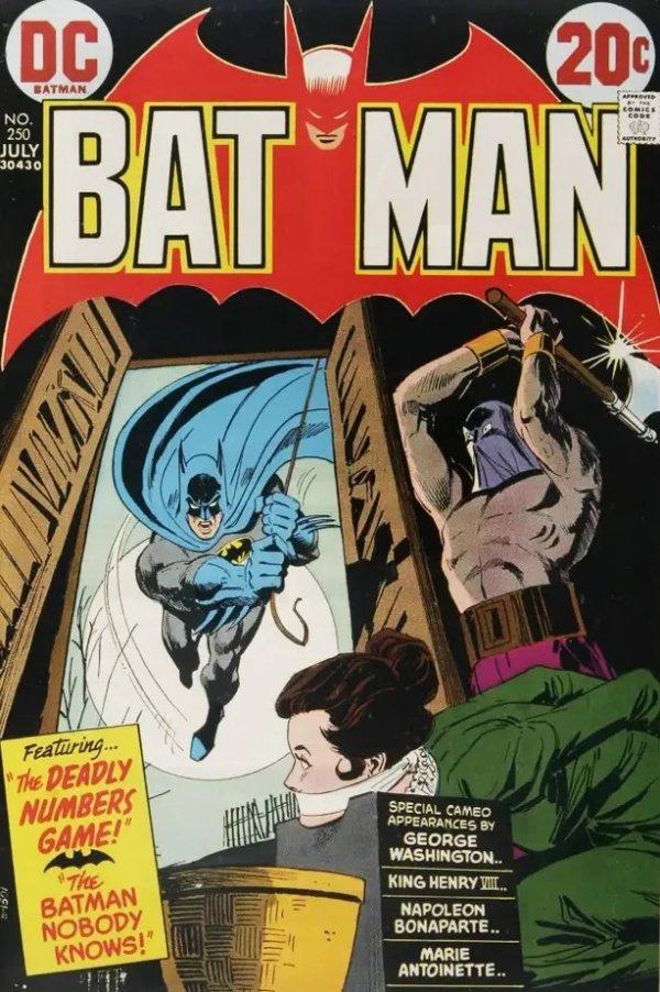 Batman #250