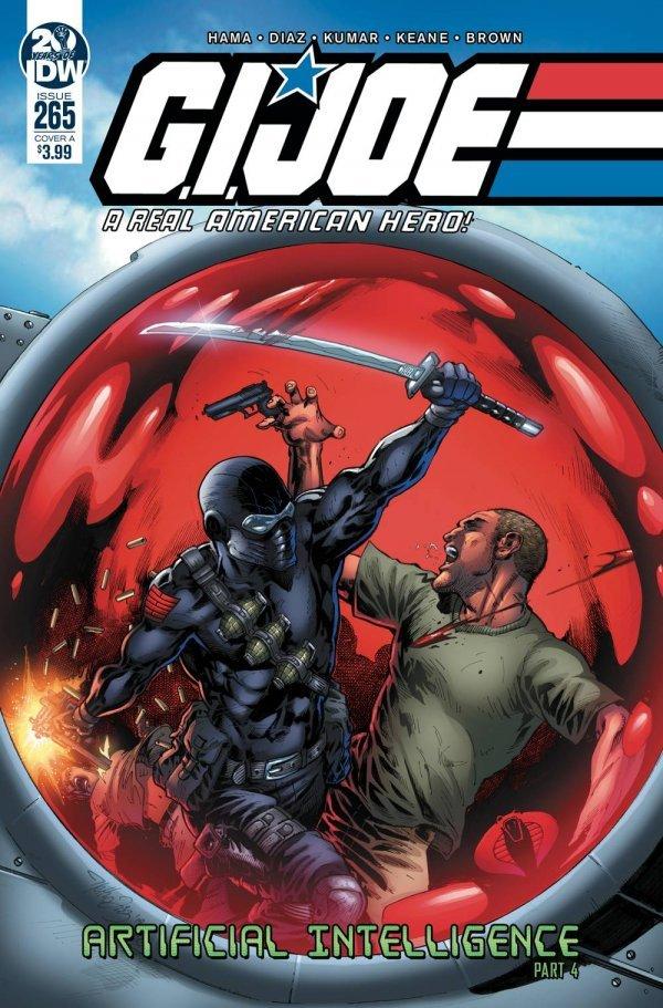 G.I. Joe: A Real American Hero #265