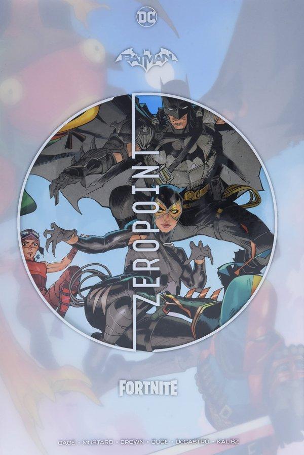 Batman / Fortnite: Zero Point HC