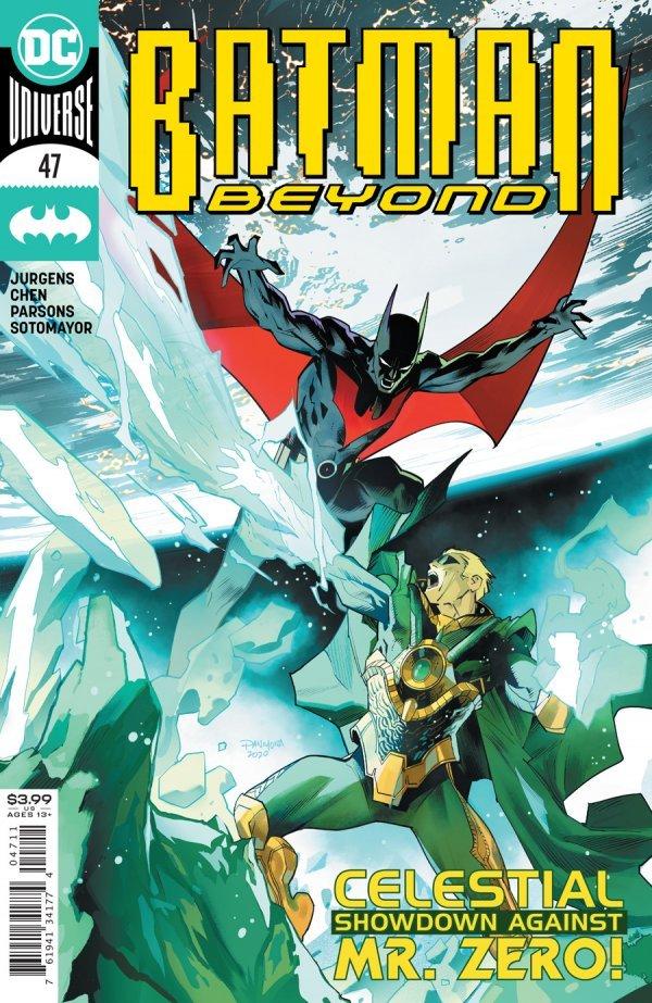 Batman Beyond #50 Cover A Near Mint//Mint