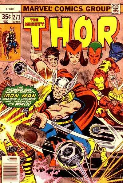 The Mighty Thor #271
