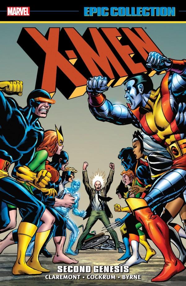 X-Men Epic Collection: Second Genesis TP
