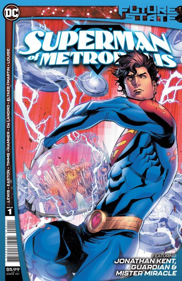 Future State: Superman of Metropolis #1 Preview