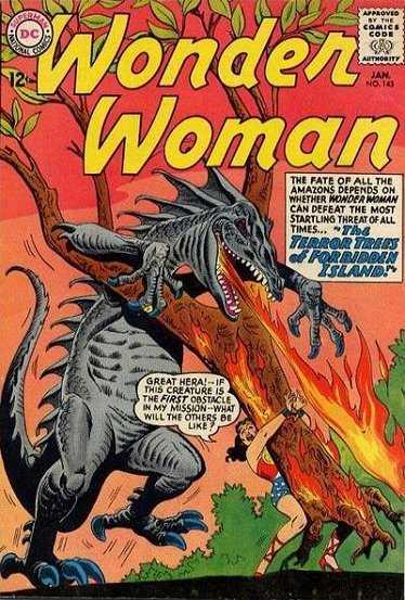 Wonder Woman #143