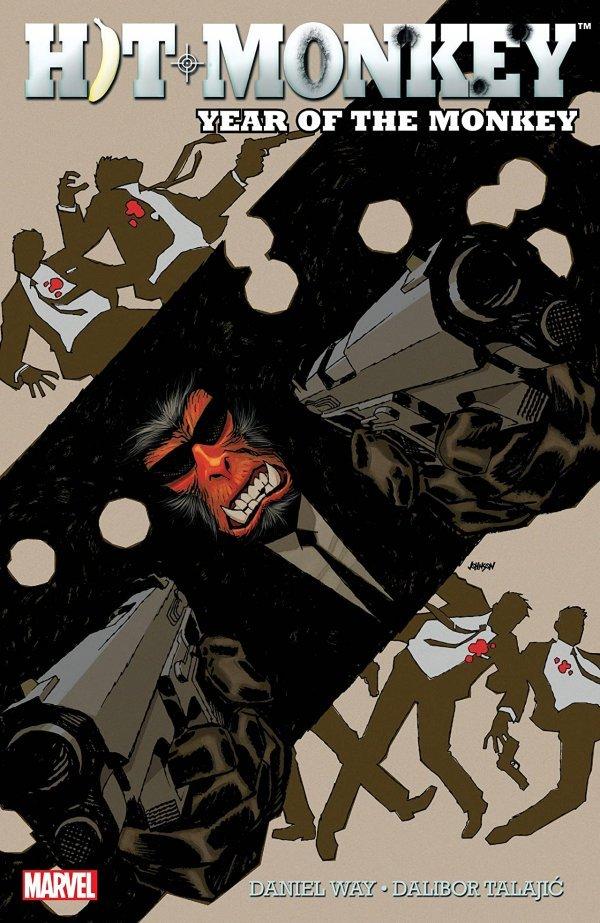 Hit-Monkey: Year Of The Monkey TPB