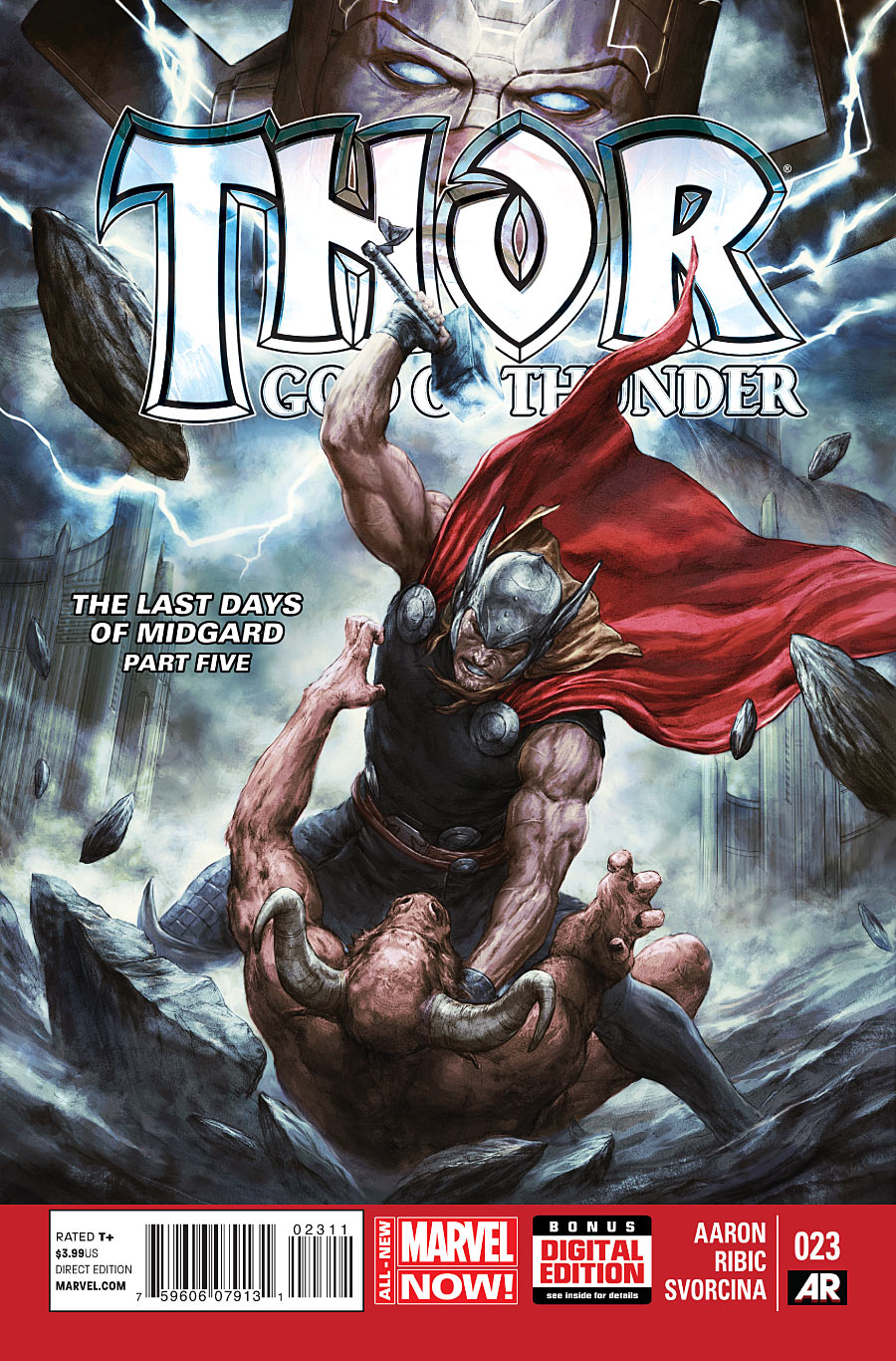 Thor: God of Thunder #23