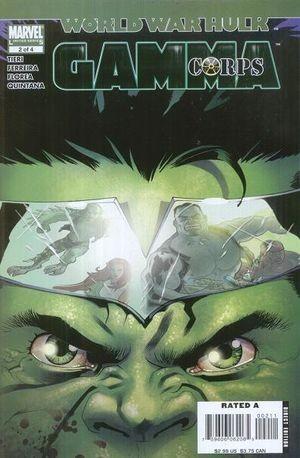 World War Hulk: Gamma Corps #2