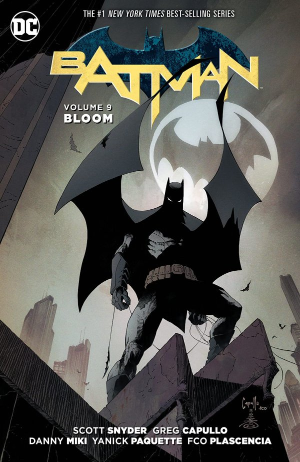 Batman Vol. 9: Bloom HC