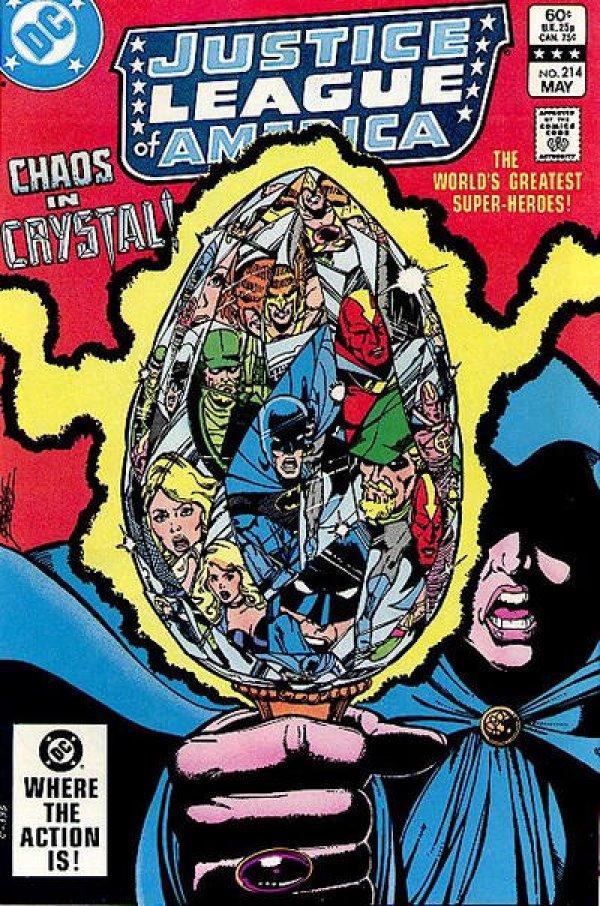 Justice League of America #214