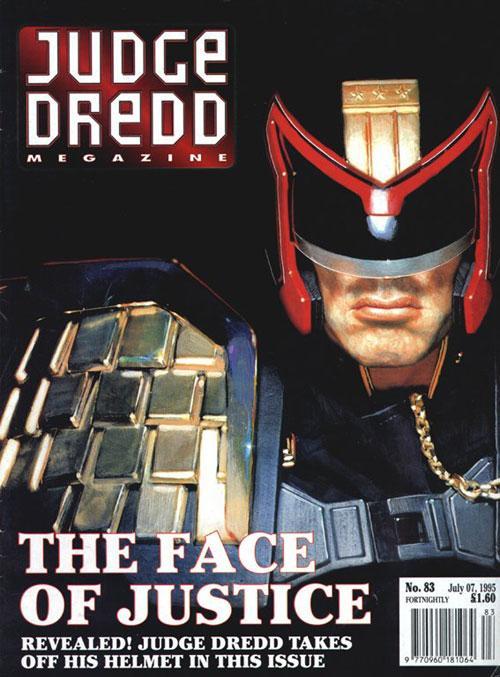 Judge Dredd: The Megazine #83