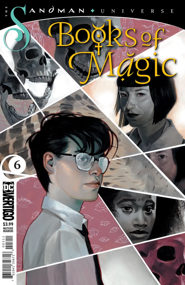 Books of Magic #6