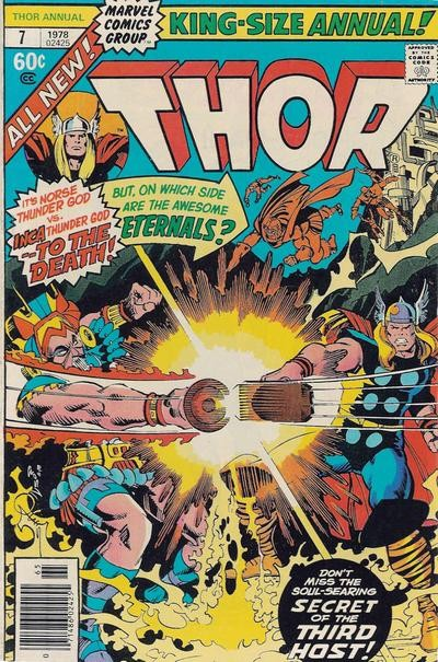 The Mighty Thor Annual #7