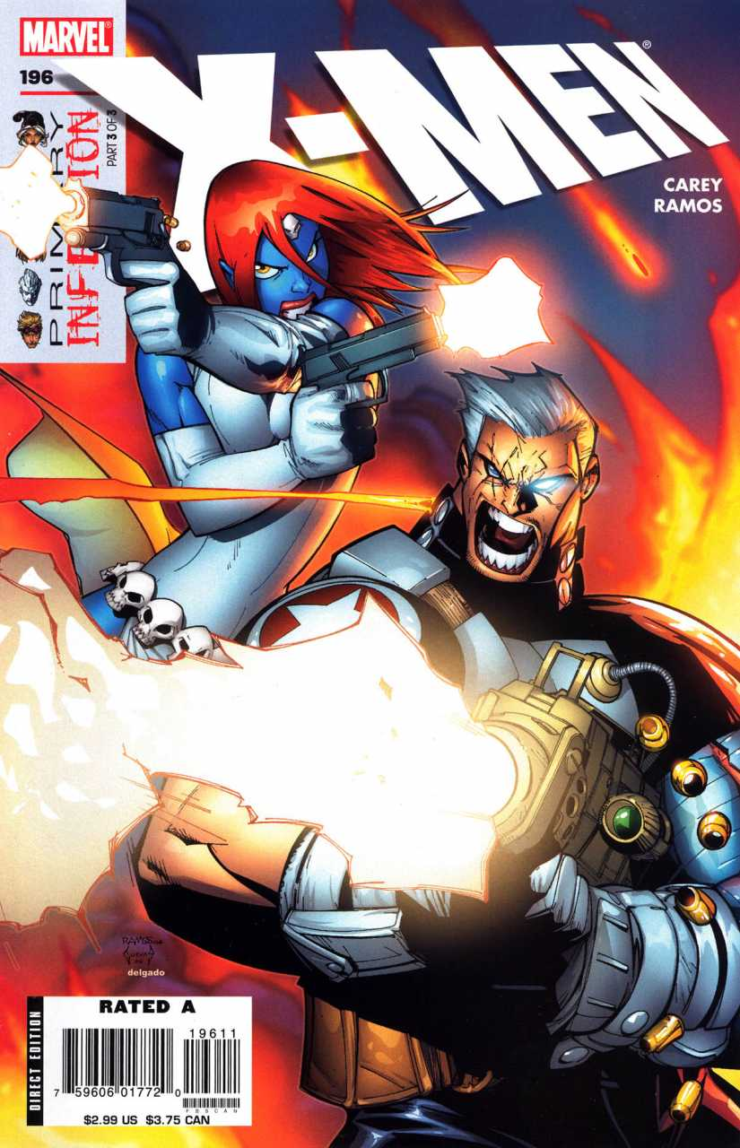 X-Men #196