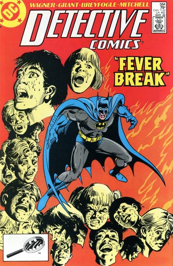 Detective Comics #584