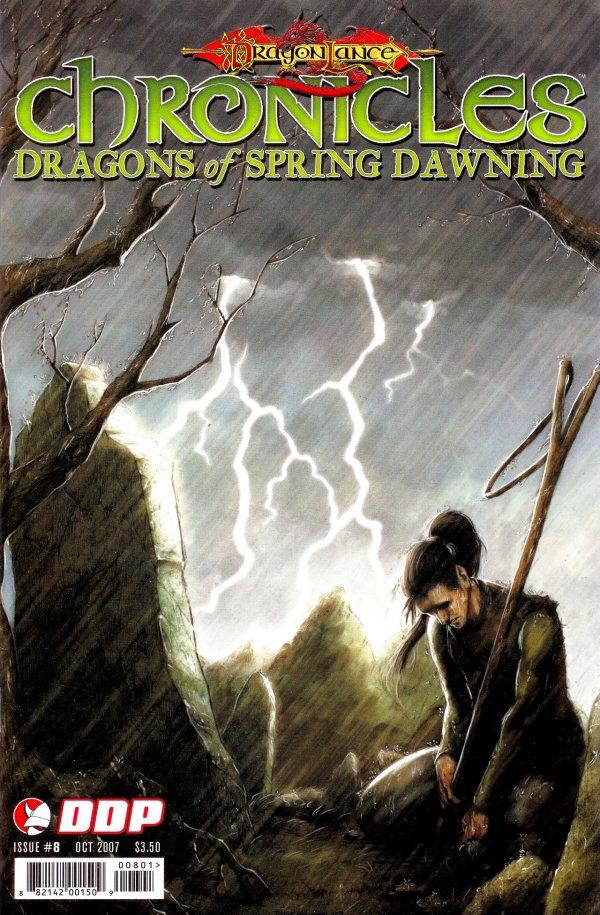 Dragonlance Chronicles: Dragons of Spring Dawning #8