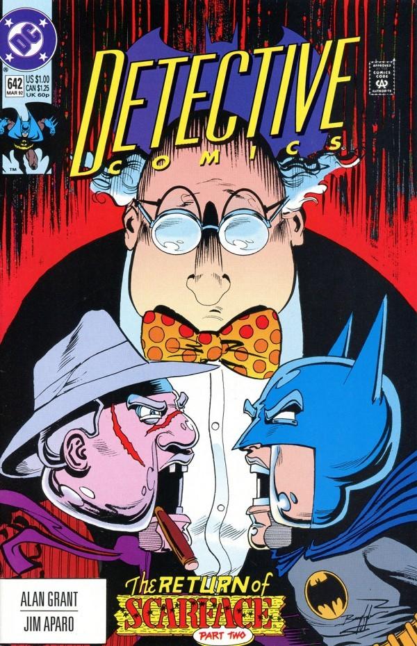 Detective Comics #642