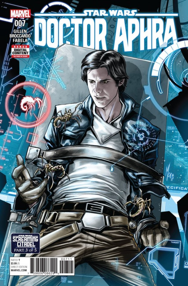 Star Wars: Doctor Aphra #7