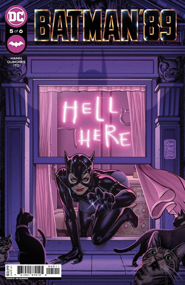 Batman '89 #5