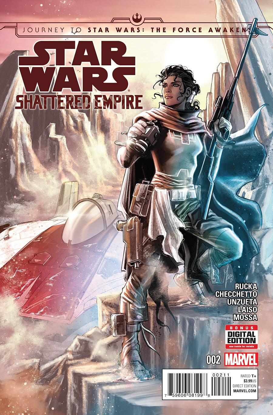 Star Wars: Shattered Empire #2