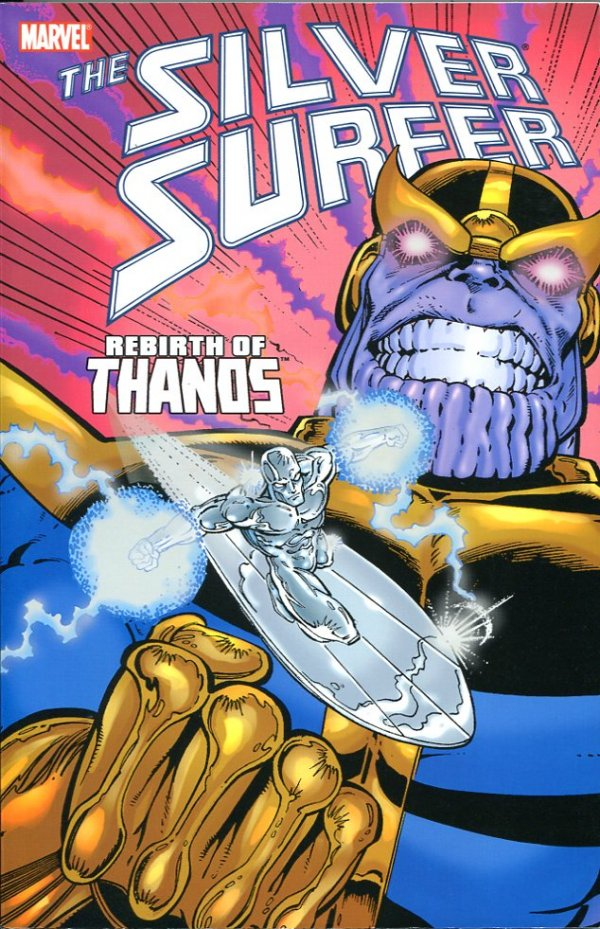 Silver Surfer: Rebirth of Thanos TP Second Edition