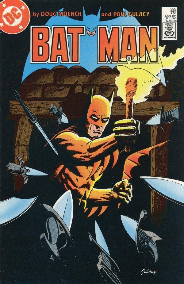 Batman #393
